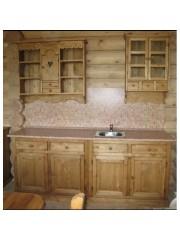 """Кухня под старину """"Калабрия"""""""